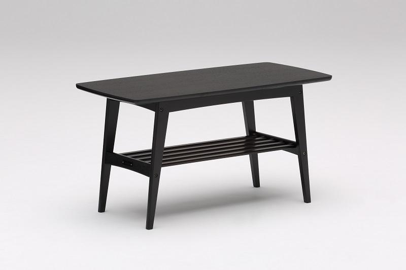 カリモク60 リビングテーブルSマットブラック