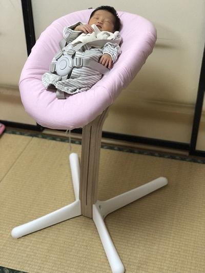 nomi highchair+nomi baby+nomi baby mattress 66,420円(税込)