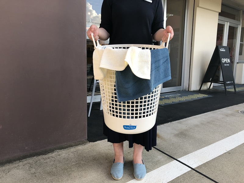 Laundry Basket Big 2,376円(税込)