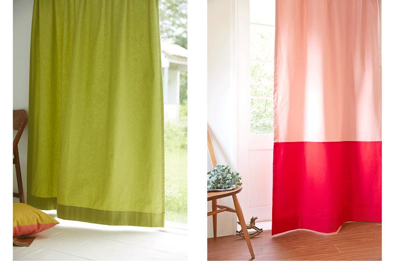 ルータ/左:ソロ(グリーン)右:デュオ(ピンク、レッド)