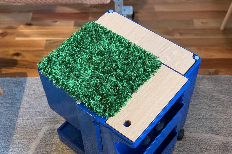 SHIBAFUで簡単にグリーンを取り入れられます