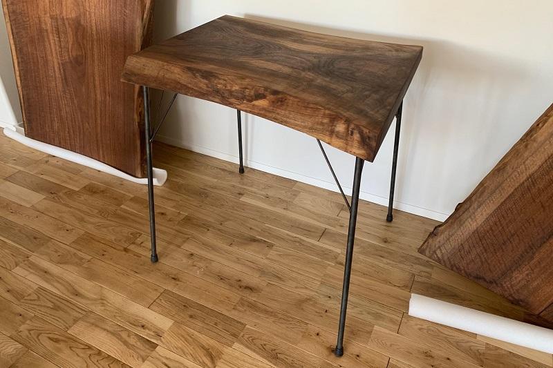 カフェテーブルサイズは賃貸でも使いやすい